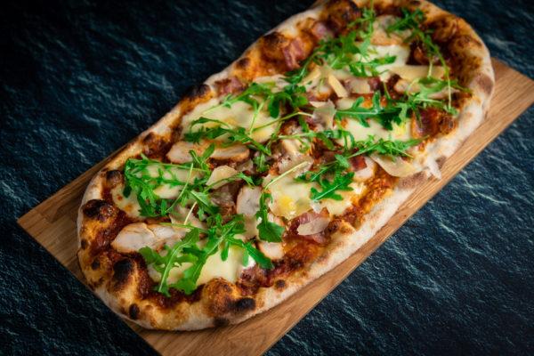 Pizza Alla Pollo
