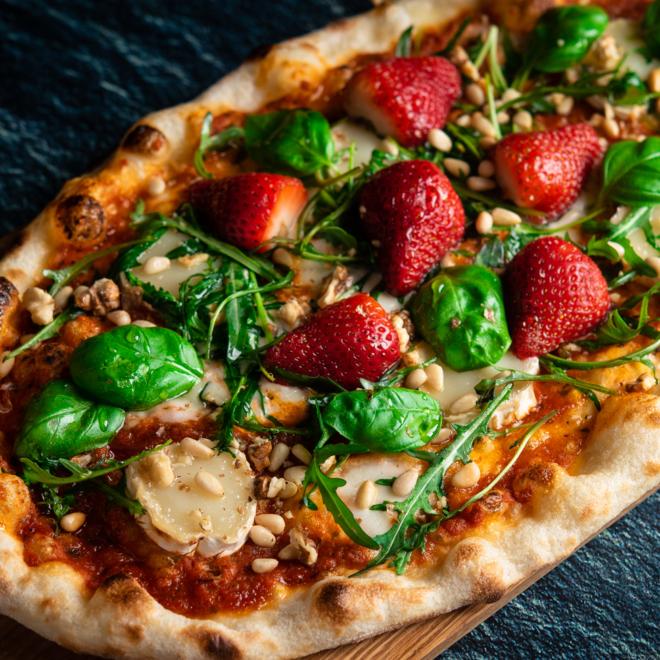 Põnev pitsa maitseelamus